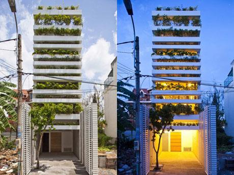 Việt Nam đoạt giải kiến trúc thế giới